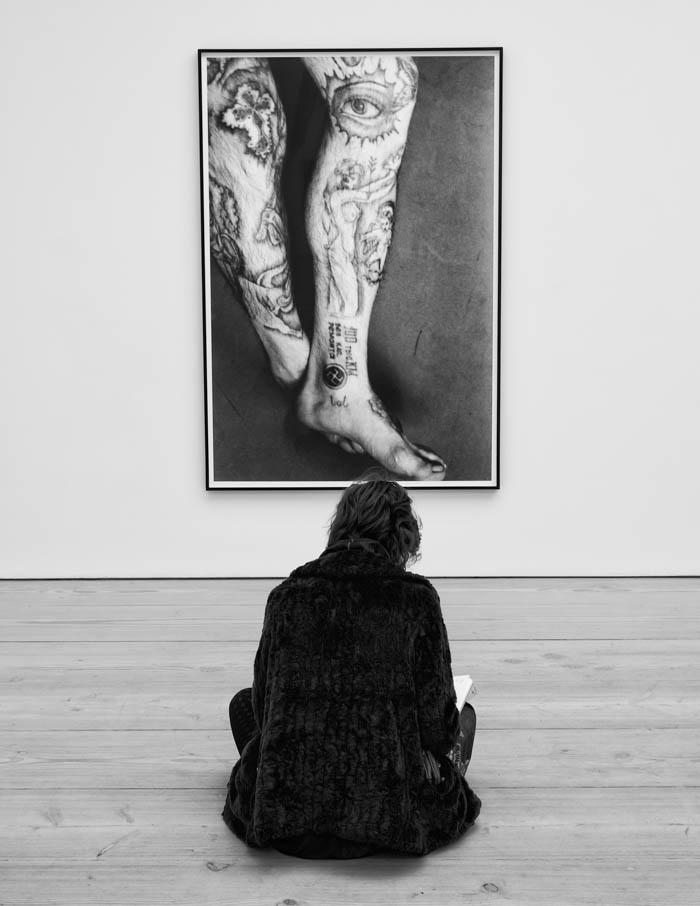 Saatchi Gallery, London.