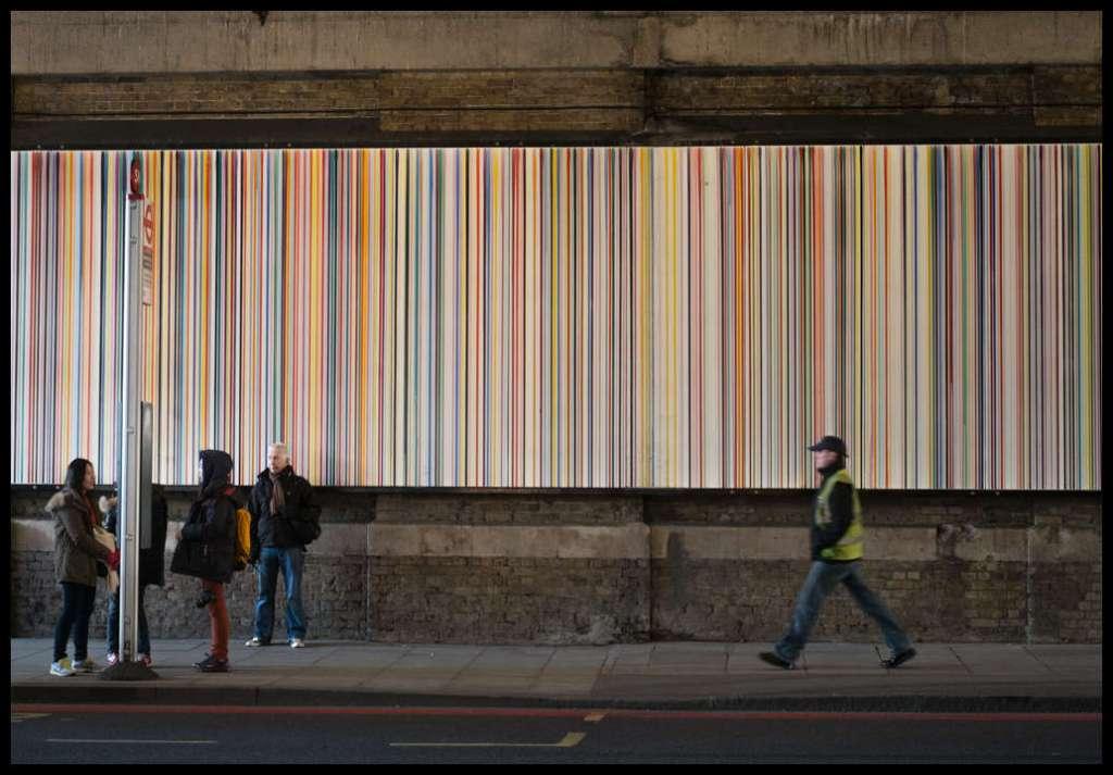 Stamford Street, London.