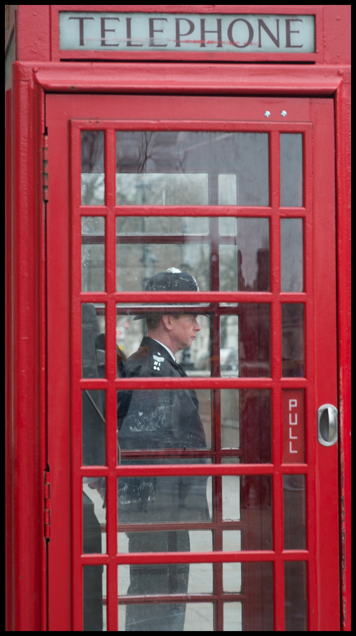 Whitehall, London.