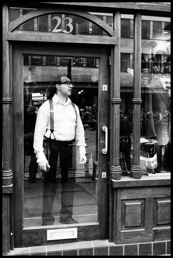 Fleet Street, London.