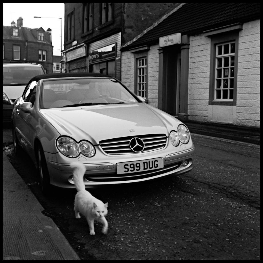 Station Road, Lockerbie.